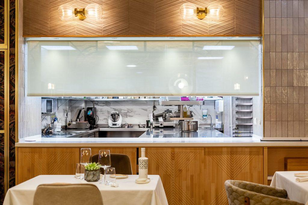 Restaurante Cocina Cabal, Oviedo.
