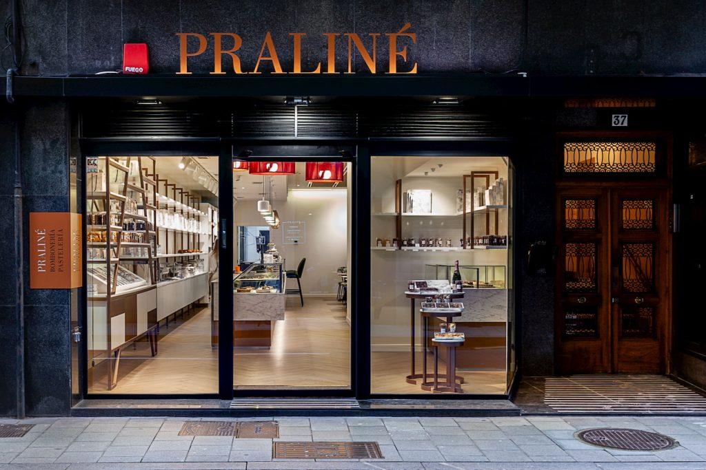 Pastelería Praliné