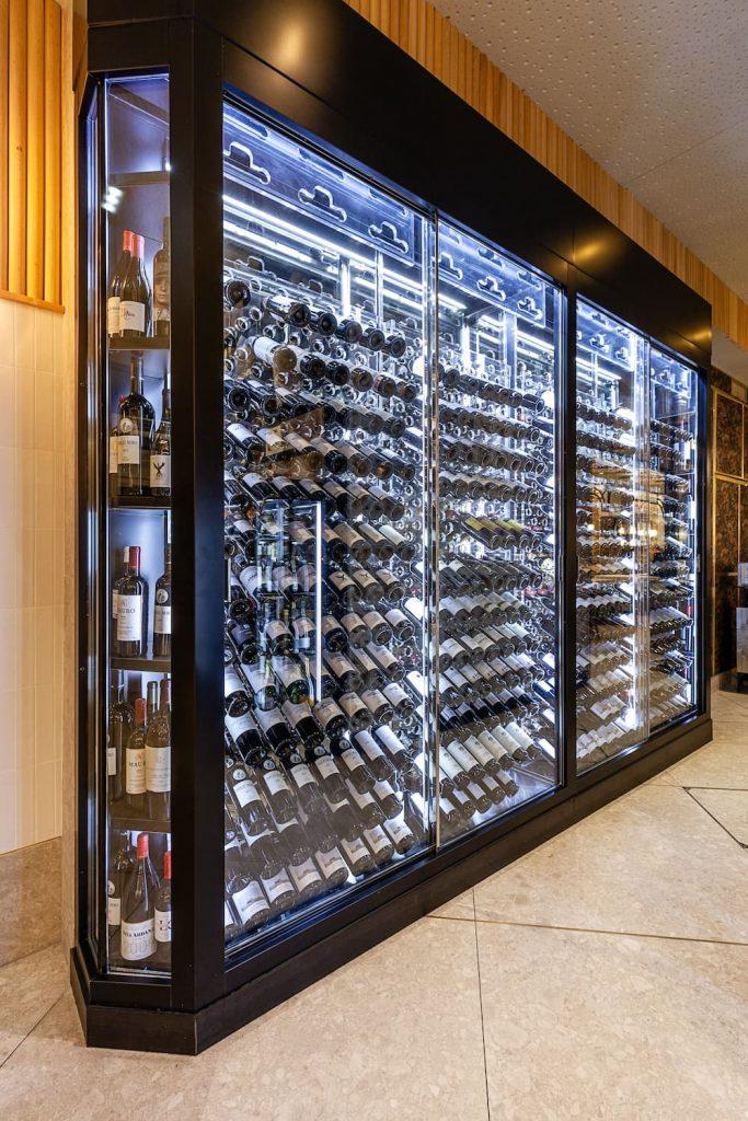 Puertas con cristales térmicos de expositor refrigerado