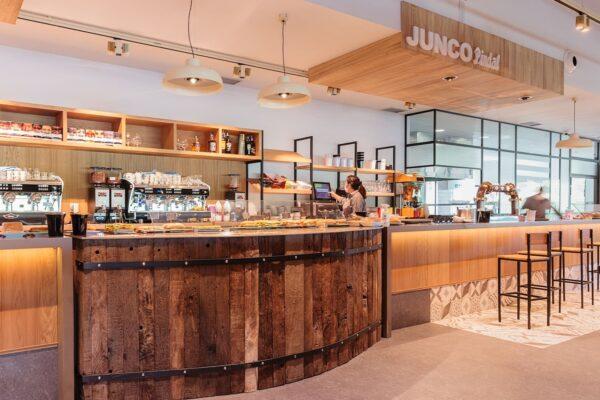 Junco Pindal, La Franca