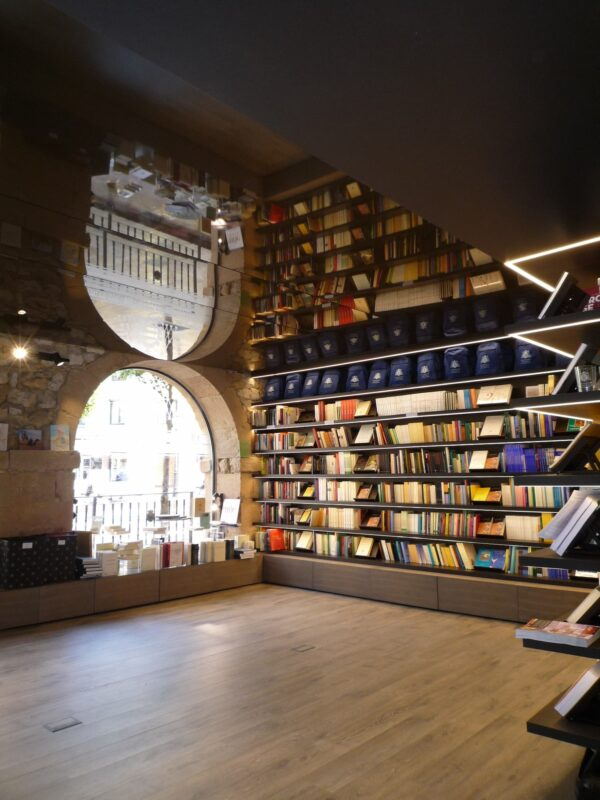 Tienda Biblioteca Universidad Oviedo