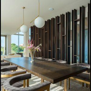 separador ambientes madera